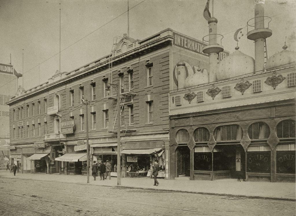 Manilatown's I-Hotel